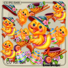 CU Vol 804 Easter by Lemur Designs