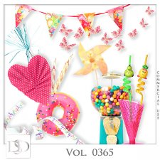 Vol. 0365 Party Mix by D's Design