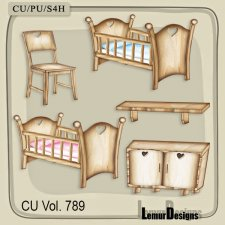 CU Vol 789 Furniture by Lemur Designs