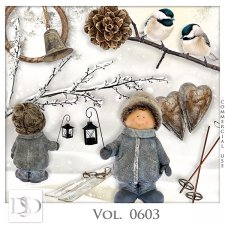 Vol. 0603 Winter Mix by D's Design