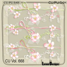 CU Vol 668 Mix by Lemur Designs