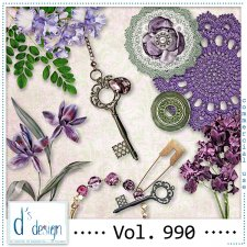 Vol. 990 Vintage Mix by Doudou Design