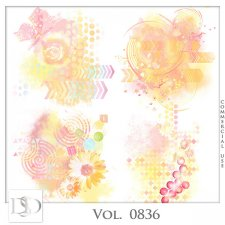 Vol. 0836 Party Accents by D's Design