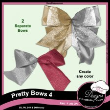 Pretty Bows 04 by Boop Designs