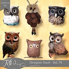 Designer Stash Vol 79 - CU by Feli Designs