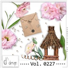 Vol. 0227 Nature Mix by Doudou Design