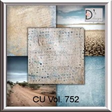 Vol. 752 travel papers by Doudou Design