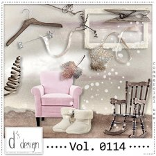 Vol 0113 to 0115 Winter Mix by Doudou Design