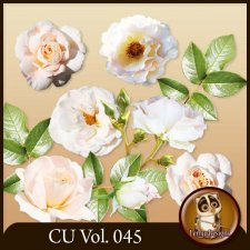 CU Vol 045 Flowers by Lemur Designs