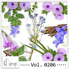 Vol. 0206 Nature Mix by Doudou Design