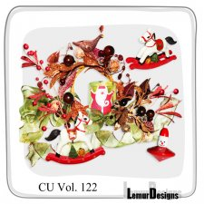CU Vol 122 christmas mix by Lemur Designs