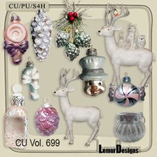 CU Vol 699 Christmas by Lemur Designs