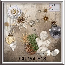 Vol. 818 christmas by Doudou Design