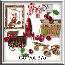 Vol. 675 Toys Mix by Doudou Design