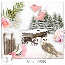 Vol. 0589 Winter Mix by D's Design