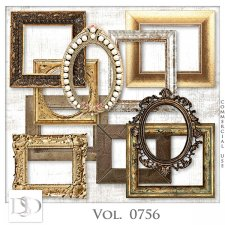Vol. 0756 Frames Mix by D's Design