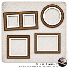 Deluxe Frames 2 by MoonDesigns