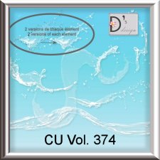 Vol. 374 Water Splash Mix by Doudou Design