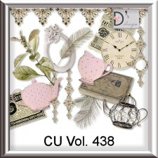 Vol. 438 Vintage Mix by Doudou Design