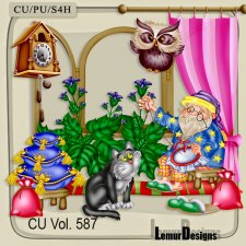 CU Vol 587 Sweet Dreams by Lemur Designs