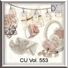 Vol. 553 Love Pack by Doudou Design