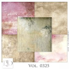 Vol. 0325 Vintage Papers by D's Design