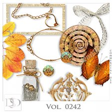 Vol. 0242 Vintage Mix by Doudou Design