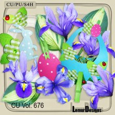 CU Vol 676 Easter Spring by Lemur Designs