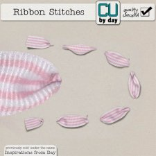 Ribbon Stitches - CUbyDay EXCLUSIVE