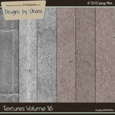 Paper Textures Vol 16 - EXCLUSIVE Designs by Ohana