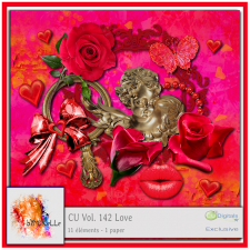 vol 142 Love Elements EXCLUSIVE bymurielle
