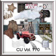 Vol. 770 Travel-World by Doudou Design