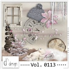 Vol 0113 Winter Mix by Doudou Design