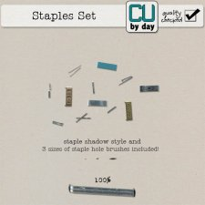 Staple Set - CUbyDay EXCLUSIVE