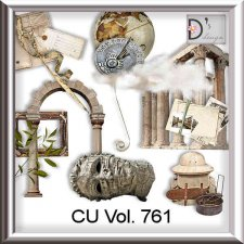 Vol. 761 Travel-World by Doudou Design