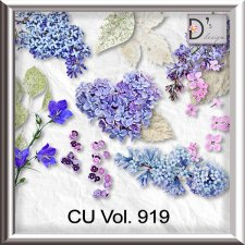 Vol. 919 Spring Mix by Doudou Design