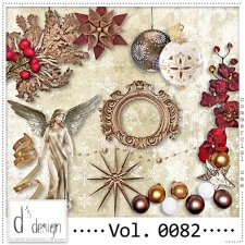 Vol. 0082- Christmas Mix by Doudou Design