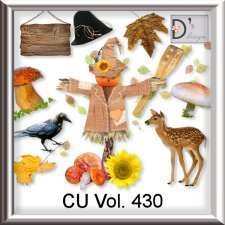 Vol. 430 Autumn Mix by Doudou Design