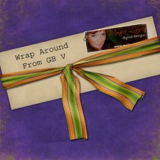 Wrap Around - action by Monica Larsen