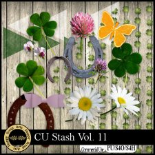 Stash Vol 11 CU mini kit by Happy Scrap Art