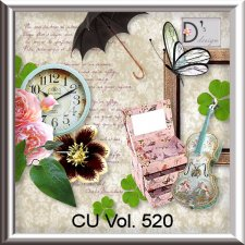 Vol. 520 Vintage Mix by Doudou Design