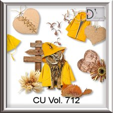 Vol. 712 Autumn Mix by Doudou Design