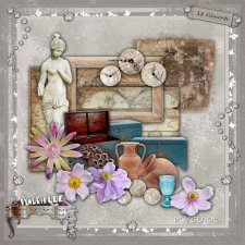 VOL 18 Antique Elements EXCLUSIVE byMurielle