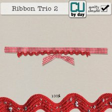 Ribbon Trio 2 - CUbyDay EXCLUSIVE