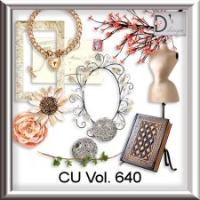 Vol. 640 by Doudou Design