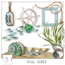 Vol. 0383 Sea Mix by D's Design