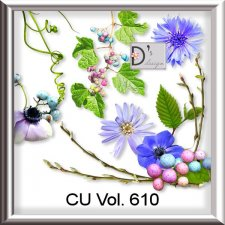 Vol. 610 by Doudou Design
