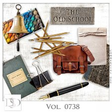 Vol. 0738 School Mix by D's Design