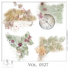 Vol. 0527 Autumn Accents by D's Design