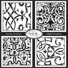 Ornate Overlays Lilmade Designs